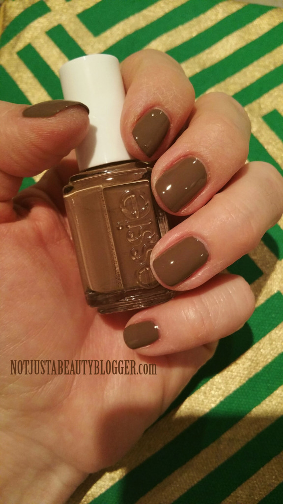"Essie Polish in ""Fierce, No Fear"""