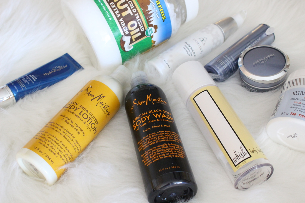 Chemical Free Beauty Products I am using now.