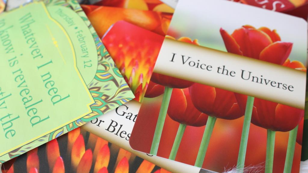 Gratitude Cards by Julia Cameron