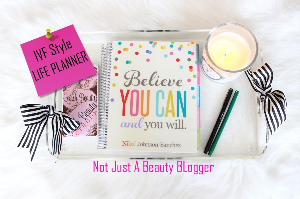 My 2015 Life Planner