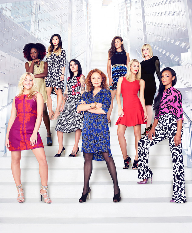 Season 1 of House of DVF