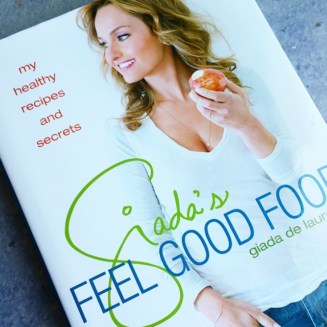 {A Great Book with Healthy Recipes.}