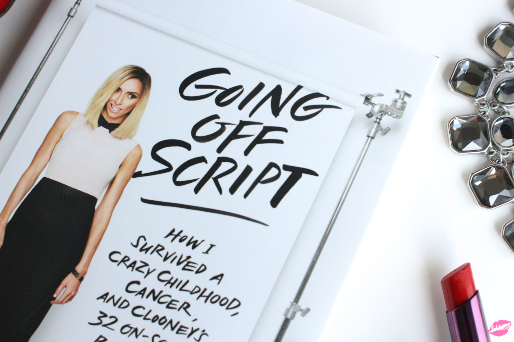 Giuliana Rancic Going Off Script IVF Book Club Nikol Johnson