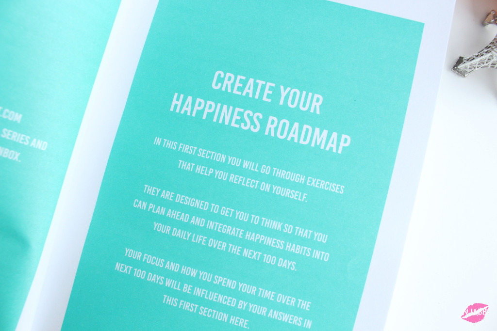 Nikol Johnson infertility Blogger Happiness Planner