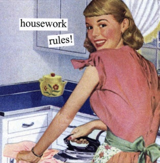 1950 Housewife How to be an awesome housewive IVF Housewives