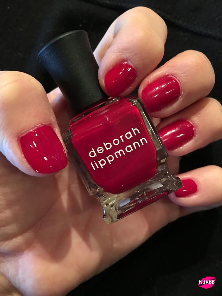 "Deborah Lippmann ""Single Ladies"" polish"