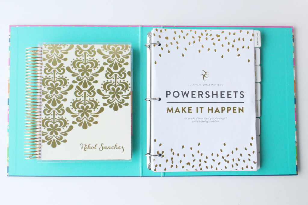 Power Sheets Lara Casey