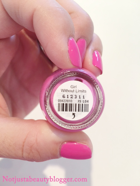 Nikol Johnson, Not Just A Beauty Blogger, Infertility, IVF, Infertility Advocate,. OPI nail polish, Girl Without Limits